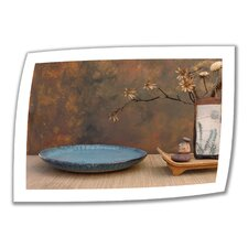 Elena Ray 'Zen Still Life' Unwrapped Canvas Wall Art