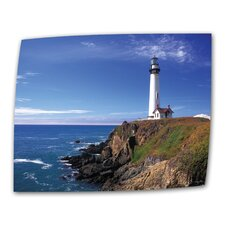 "Kathy Yates ""Pigeon Point Lighthouse"" Canvas Wall Art"