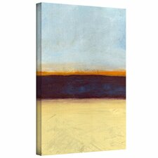 Jan Weiss 'Big Sky Country II' Gallery-Wrapped Canvas Wall Art