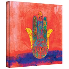 """Hand of Fatima"" by Elena Ray Painting Print on Canvas"