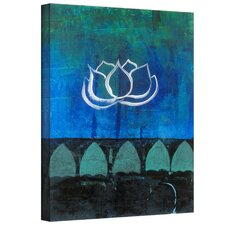 Elena Ray 'Lotus Blossom' Gallery-Wrapped Canvas Wall Art