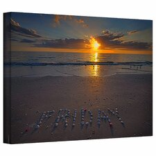 'Friday' by David Liam Kyle Photographic Print on Canvas