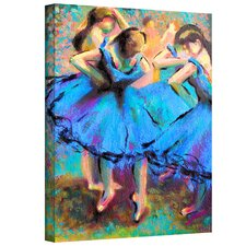 <strong>Art Wall</strong> Susi Franco 'My Degas' Gallery-Wrapped Canvas Wall Art