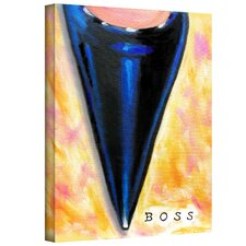 'Boss' by Susi Franco Painting Print on Canvas