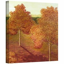 <strong>Art Wall</strong> Herb Dickinson 'Amber Solace' Unwrapped Canvas Wall Art