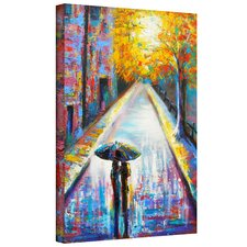 Susi Franco 'Paris Back Street Magic' Gallery-Wrapped Canvas Wall Art