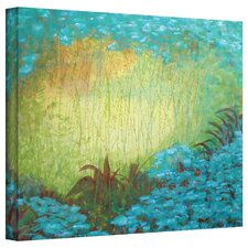 <strong>Art Wall</strong> Herb Dickinson 'Morning Light II' Gallery-Wrapped Canvas Wall Art