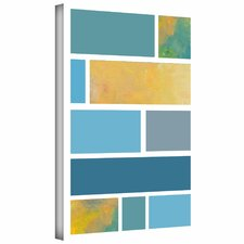 Jan Weiss 'Paint Swatches II' Gallery-Wrapped Canvas Wall Art