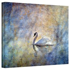 'The Swan' by David Liam Kyle Photographic Print on Canvas