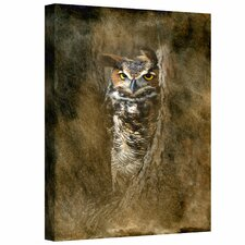 <strong>Art Wall</strong> David Liam Kyle 'The Sentry' Gallery-Wrapped Canvas Wall Art