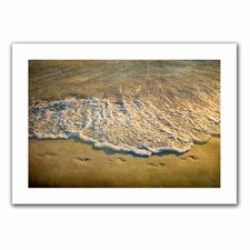 David Liam Kyle 'At Water's Edge' Unwrapped Canvas Wall Art