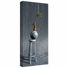 Cynthia Decker 'Equilibrium II' Gallery-Wrapped Canvas Wall Art