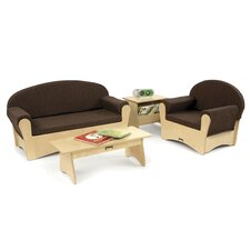 Piece Komfy Sofa Set