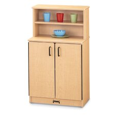 Rainbow Accents Kitchen Cupboard