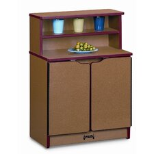 <strong>Jonti-Craft</strong> Sproutz Kinder-Kitchen Cupboard