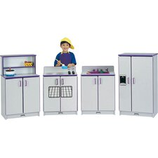 4 Piece Kitchen Set
