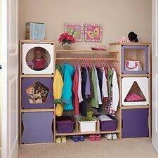 "Closet Girl 15"" Bookcase"