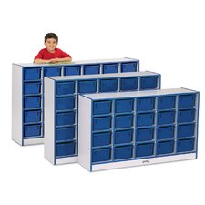 Rainbow Accents 20 Compartment Cubby