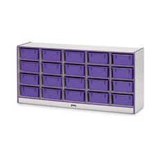 Single Tub Storage Cubby