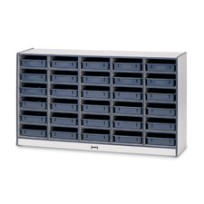 Paper-Tray 30 Compartment Cubby