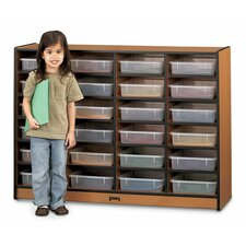 Paper-Tray 24 Compartment Cubby