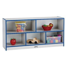 Rainbow Accents® Toddler Single Mobile Storage Unit