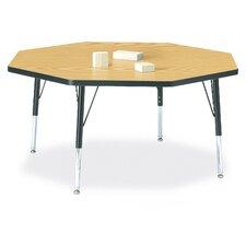 "KYDZ 48"" Octagon Classroom Table"