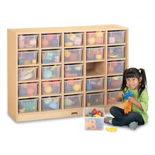 <strong>Jonti-Craft</strong> 25 Tray Mobile Cubbie