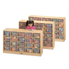 <strong>Jonti-Craft</strong> 20 Tub Single Cubbie Unit