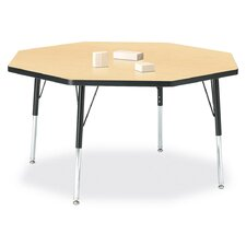 "<strong>Jonti-Craft</strong> KYDZ Activity Table- Octagon (48"" diameter)"