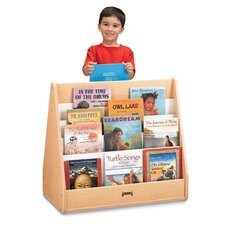 "31"" Pick-a-Book Stand with 1 Sided Flush Back"