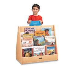 "28"" Big 1 Sided Mobile Pick-a-Book Stand"