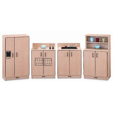 4 Piece Laminate Kitchen Set