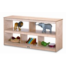Open Toddler Shelf