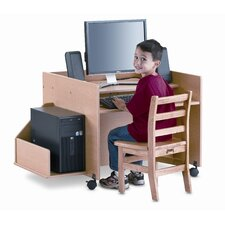 <strong>Jonti-Craft</strong> KYDZ Single Computer Desk