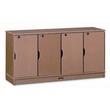 <strong>Jonti-Craft</strong> Sproutz Stacking Lockable Lockers