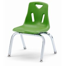 Berries Armless Classroom Stacking Chair