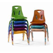 <strong>Jonti-Craft</strong> Berries Plastic Chair (Set of 6)