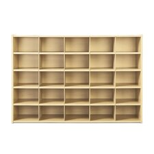 <strong>Jonti-Craft</strong> 25-Tray Cubbie Storage
