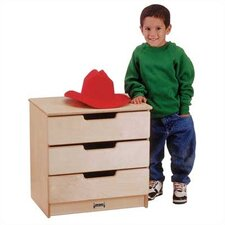 Kids 3 Drawer Chest