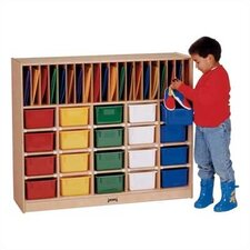 <strong>Jonti-Craft</strong> Classroom Organizer - 20 cubbies