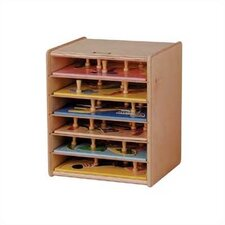 <strong>Jonti-Craft</strong> Puzzle Case - 12 Space