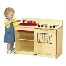 2-in-1 Kinder Kitchen