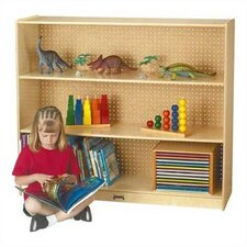 Mega Straight Single Shelf Unit