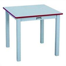 "Rainbow 24"" Square Classroom Table"