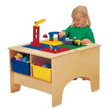 <strong>Jonti-Craft</strong> KYDZ Building Table - Duplo Compatible with Tubs