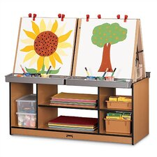 <strong>Jonti-Craft</strong> SPROUTZ® 4 Station Art Center