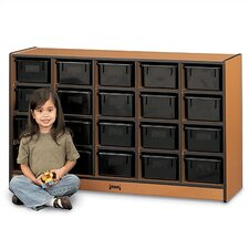 SPROUTZ® Mobile 25 Compartment Cubby
