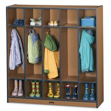 <strong>Jonti-Craft</strong> SPROUTZ® Coat Locker - 5 Sections