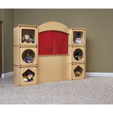 <strong>Jonti-Craft</strong> Puppet Theatre Play Kit